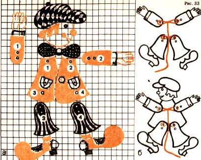 Вязание жилета на ребенка 5 лет
