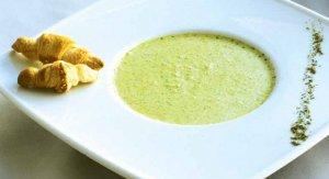 Суп-пюре на закуску
